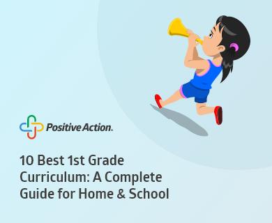 1st grade curriculum programs