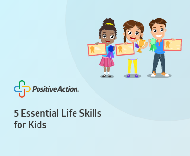 essential life skills for kids