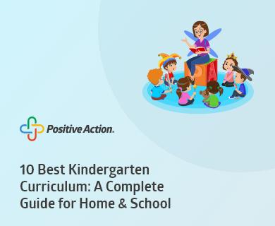 kindergarten curriculum guide