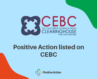 positive action was listed on cebc