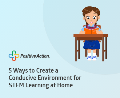 stem learning at home
