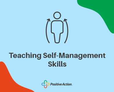 how to teach self management skills