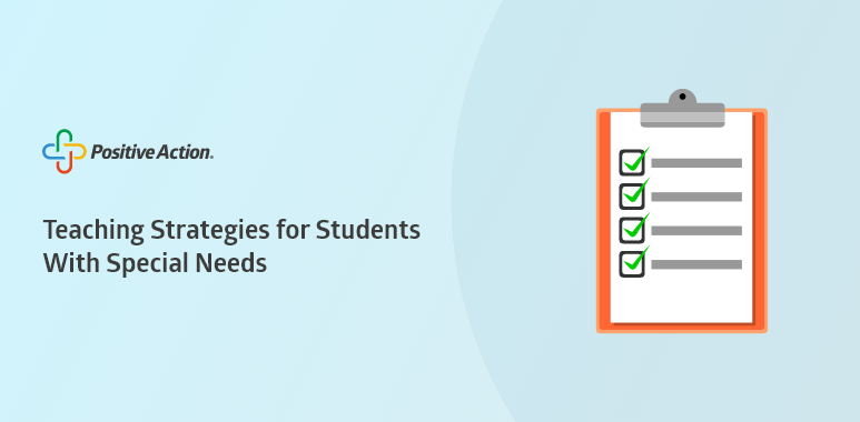 teaching strategies for special education students