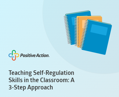 teaching self regulation skills